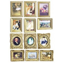 Framed Masterpieces