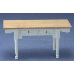 Vermont Table Oak & White