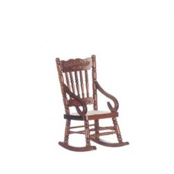 Rocking Chair, Walnut
