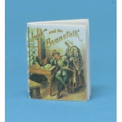 Jack And The Beanstalk, Readable Book, Antique Rep