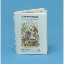 Alice In Wonderland, Readable, Antique Repro