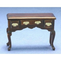 Walnut Dollhouse Desk