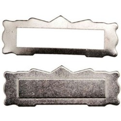 Mail Slot, 1/Pk, Satin Nickel