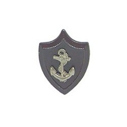 Wall Plaque W/Anchor