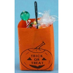 Trick Or Treat Bag Filled