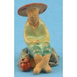 Chinese Ceramic Figures Assorted