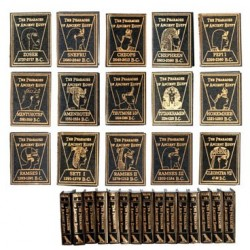 Ancient Egyptian Pharaohs, 15pc