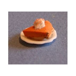 PIE SLICE PUMPKIN