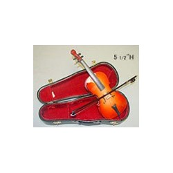 5 Inch Cello W/Case