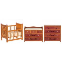Baby Room Set/3/Wal/W Abc