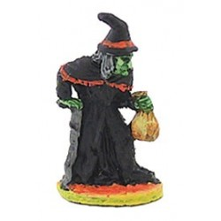WITCH FIGURE
