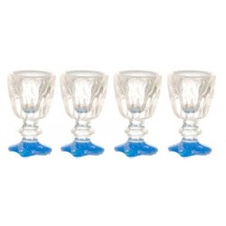 Champagne Glasses/Set/4