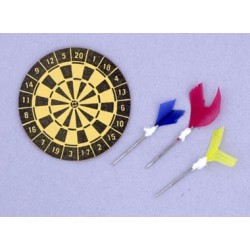 Dart Board Set/4