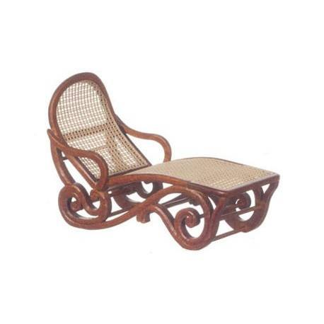 Safari Lounge Chair/Waln