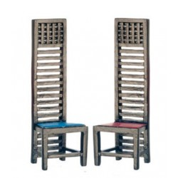 Hill House/Mackintosh Chairs