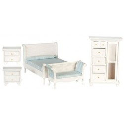 Bedroom Set/5/White