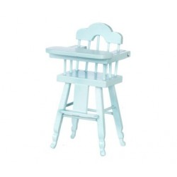 High Chair/Blue