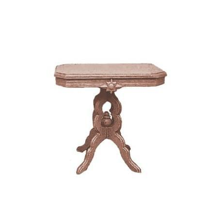VICTORIAN TABLE KIT, BROWN
