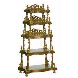 Lincoln 5-Shelf Etagere