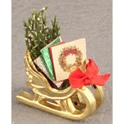 Sleigh & Greeting Cards