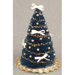 Gold Table Top Tree