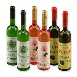 Premier Wine Bottle Set (6pc)