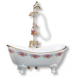 Dresden Rose Bathtub