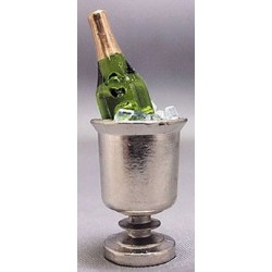 Champagne Bucket-W/Champagne & Ice