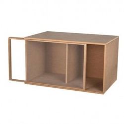 Extra Large Mdf Display Box