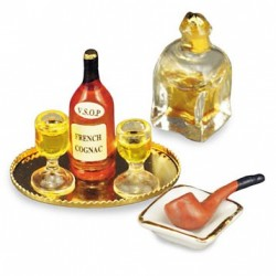 Evening Cognac Set