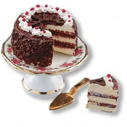 Black Forest Cake Set