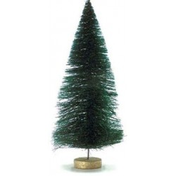 6 INCH GREEN SISAL TREE
