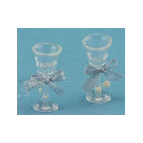 B&G Champagne Glasses