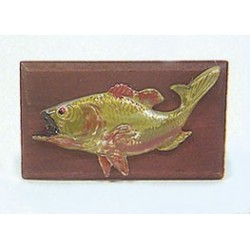 Fish Plaque
