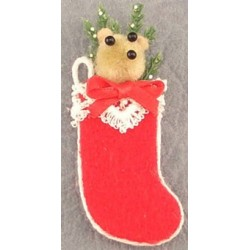 Teddy Bear Stocking