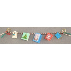 SSN: CARDS ON A STRING