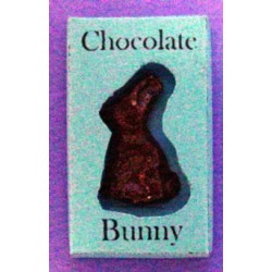 Solid Choc. Easter Bunny