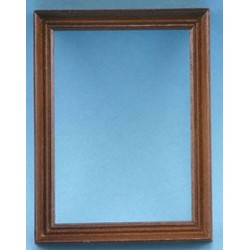 WOODEN FRAME 5.9X7.8CM, WALNUT, 2PCS