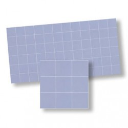 Mosaic Floor Tiles, 4pc