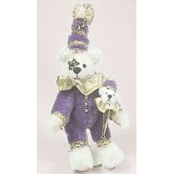Jester Teddy Bear