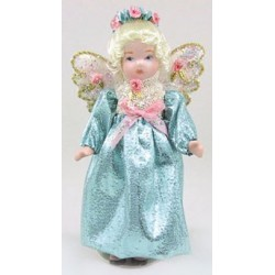 Ariel 4In Porcelain Angel