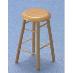 Oak Bar Stool