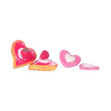 Heart Cookie Shape, 4 Asst