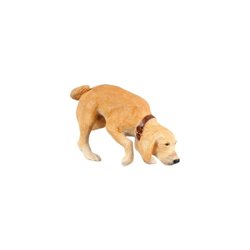 Sniffing Dog Dollhouse Miniature Animals Amp Pets Superior Dollhouse Miniatures