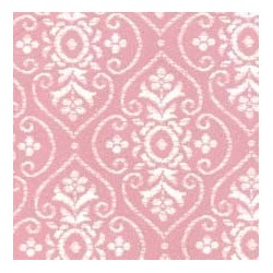 3 pack Prepasted Wallpaper: Pink Lace