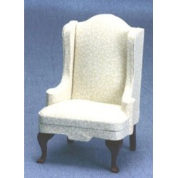 Grand Mahogany Chair