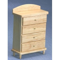 Country Oak Chest Of Drawers