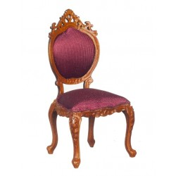 Queen Anne Side Chair/Wal
