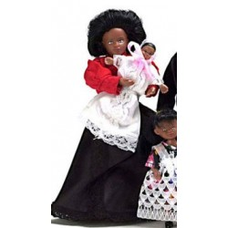 Victorian African American Woman