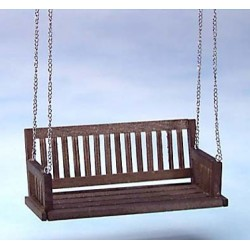 Walnut Porch Swing